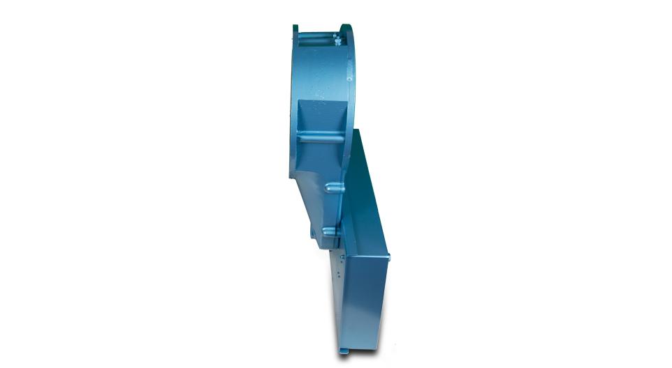 vannes guillotines rotatives